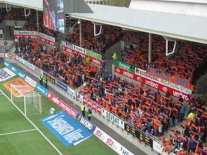 Color Line Stadion - Stormen Supporters