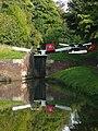 Stourbridge Canal closed, StourtonJunction, Staffordshire - geograph.org.uk - 975885.jpg