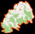 Strachówka (gmina) location map.png