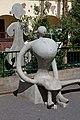 Strange Sculpture Vallehermoso La Gomera 1 (8548288977).jpg