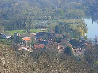 Streatley, Berkshire village and civil parish in West Berkshire, Berkshire, England