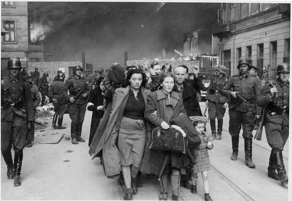 Stroop Report - Warsaw Ghetto Uprising 10