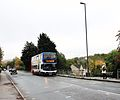 Stroud ... the bus to Forest Green. KX05 TWM. - Flickr - BazzaDaRambler.jpg