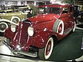 Studebaker National Museum May 2014 038 (1933 Studebaker Speedway President).jpg