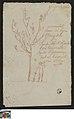 Studie van een bloeiende amandelboom, 1764-04-17, Groeningemuseum, 0041428000.jpg