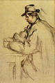 Study for Card Players - Paul Cezanne.png