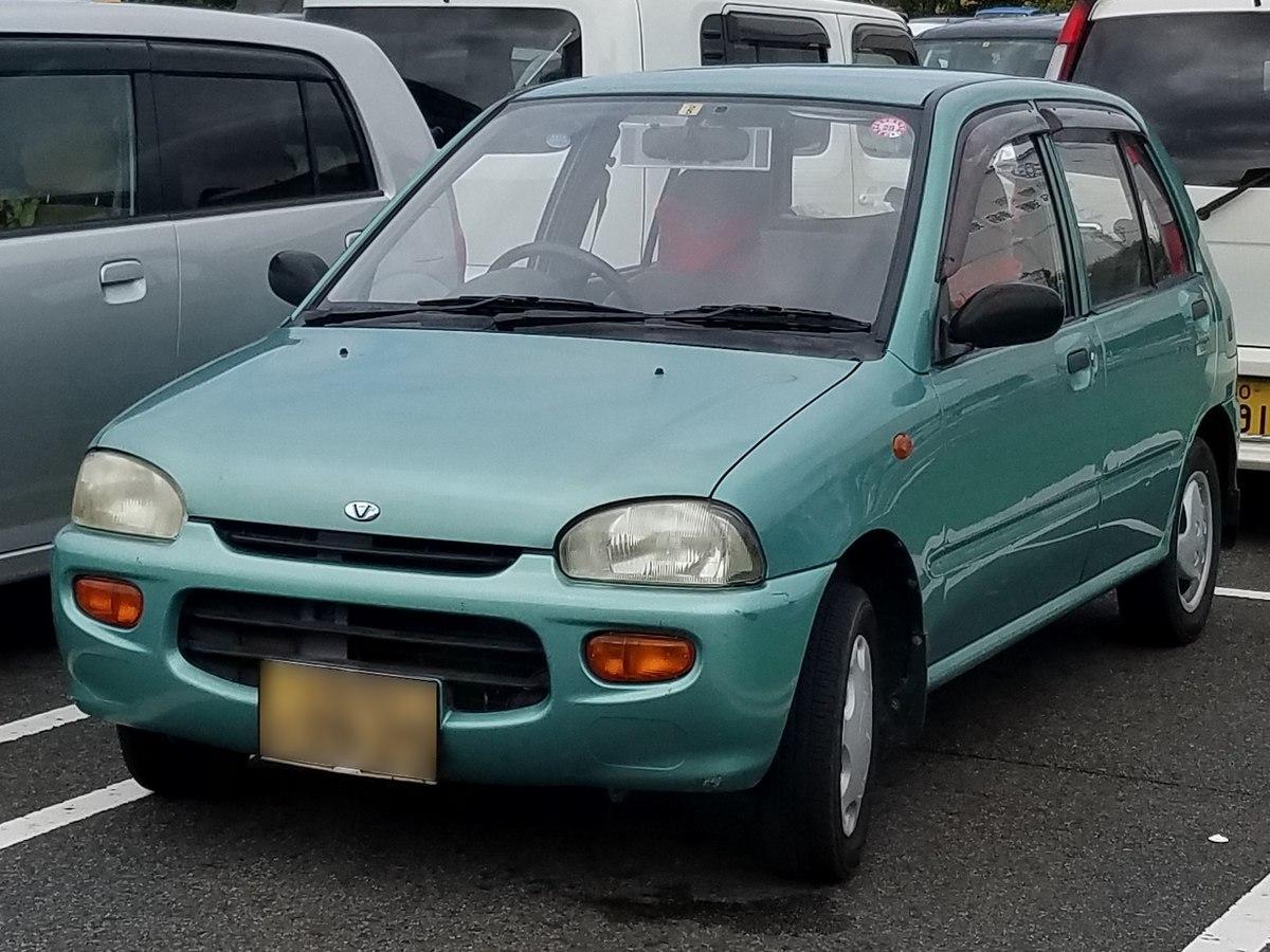 Px Subaru Vivio Kk Doorel S F