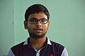Subhadip Karmakar - Wikimedia Meetup - AMPS - Kolkata 2017-04-23 6751.JPG