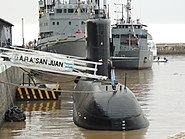 Submarino ARA San Juan (33866567363)