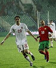 Subotich and bozhinov (Bulgaria-Serbia 0-1 ).jpg