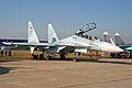 Suhkoi Su-30M-2 Flanker-C RF-95621 10 red (8583739294).jpg