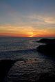 Sunset from Halaman Bay, Barra - geograph.org.uk - 233511.jpg