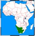 Suricata suricatta range map.png