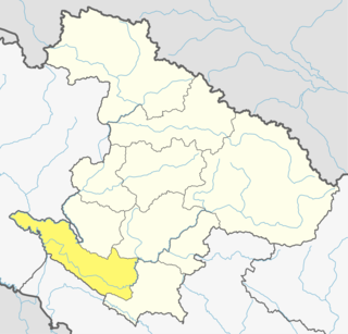 Surkhet District District in Karnali Province - 6, Nepal