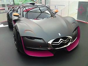 Citroën Survolt - Image: Survolt
