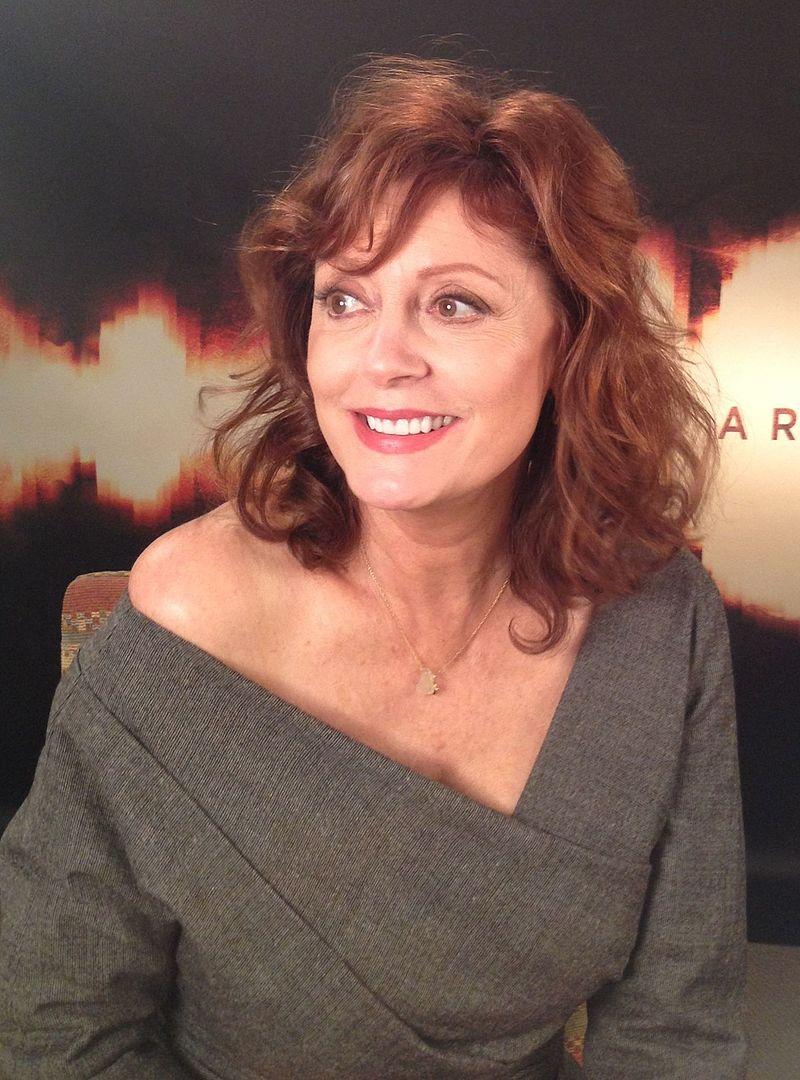 Сюзън Сарандън (2013)