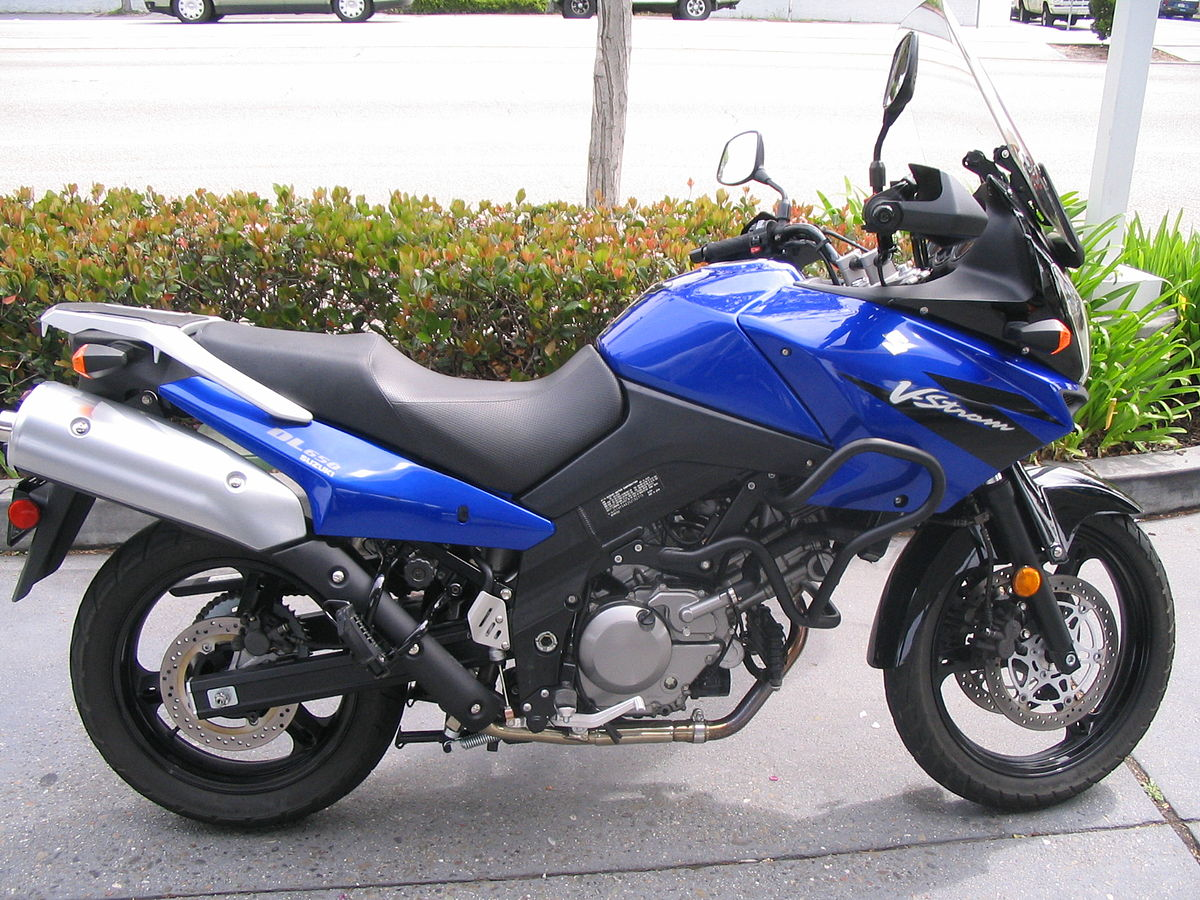 Suzuki V Strom For Sale Cyprus