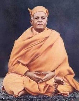 Saradananda - Swami Saradananda