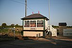 Swinderby Signal Box - geograph.org.uk - 168492.jpg