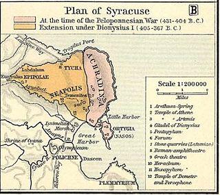 Siege of Syracuse (278 BC)