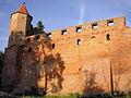 Szymbark, zamek, XIV,XIX.JPG