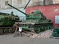 T-34, 12. Internationales Maritimes-Fahrzeugtreffen, Ribnitz-Damgarten ( 1060857).jpg