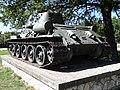 T-34 Medium Tank - Memorial to the Battle for Dargov Pass - Near Kosice - Slovakia (36589031665).jpg