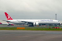 TC-JJY - B77W - Turkish Airlines