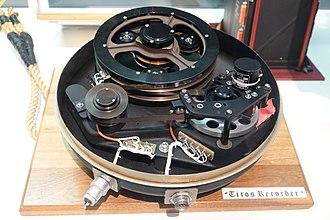 TIROS-1 - TIROS-1 Magnetic Tape Data Recorder