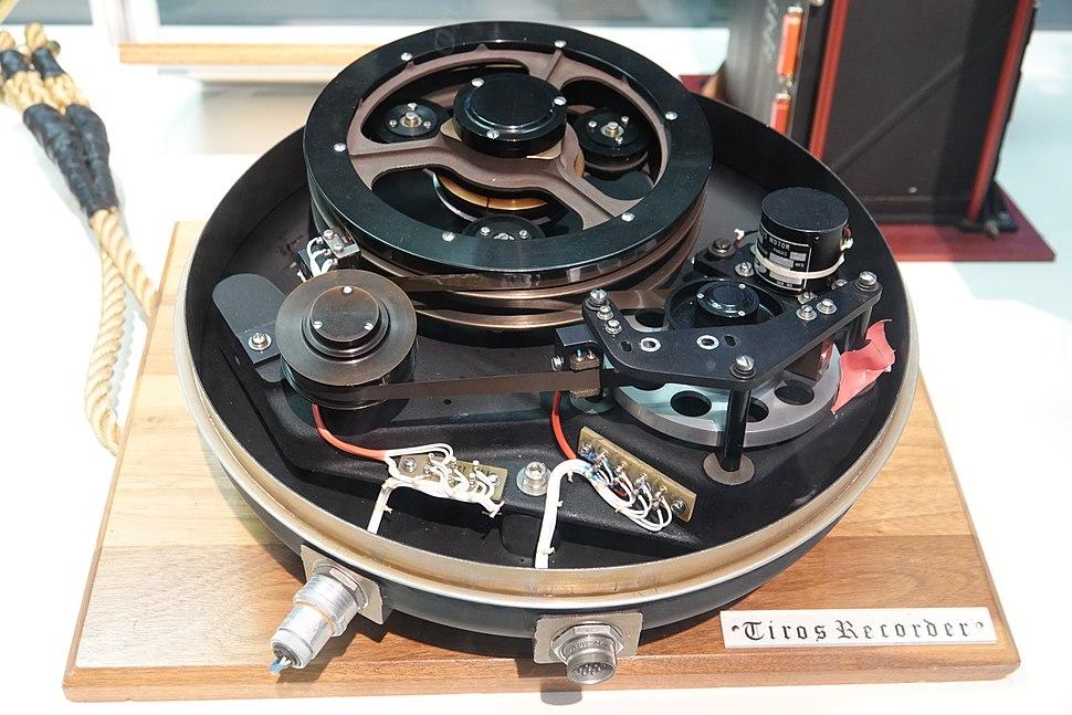 TIROS-1 Magnetic Tape Data Recorder