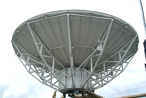 Transmission (telecommunications) - Antenna used for transmission of radio signal
