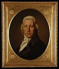 Portret van Dirk (Diederik) van Hogendorp (1761-1822)