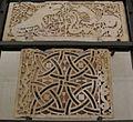 Taglia di rainaldo, formella a tarsia, 1100-1150 ca. 02.JPG