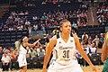 Tanisha Wright at 2 August 2015 game.jpg