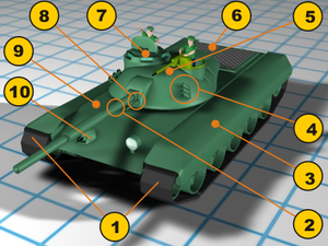 戦車の画像 p1_3