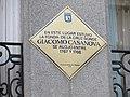 Targa commemorativa Casanova a Madrid.JPG