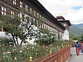 Tashichho Dzong Fortress in Thimphu during LGFC - Bhutan 2019 (138).jpg