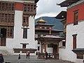 Tashichho Dzong Fortress in Thimphu during LGFC - Bhutan 2019 (49).jpg