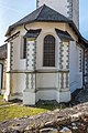 Techelsberg Sankt Martin Pfarrkirche hl. Martin Apsis O-Ansicht 08122019 7664.jpg