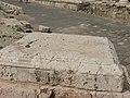 Tel Bet She'an Column base 1250 (514224443).jpg