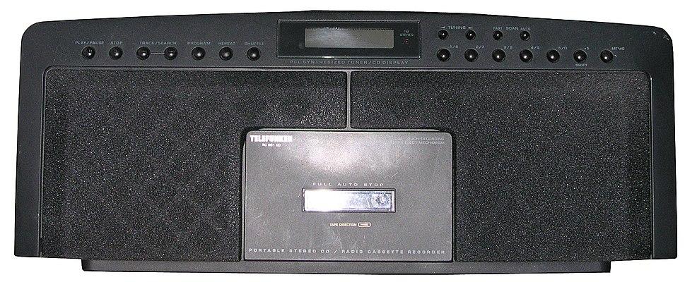 Telefunken RC 881 CD