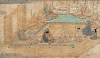 Tengu zoshi, Nezu Museum scroll, detail 2.jpg