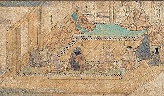Rouleaux illustrés des tengu