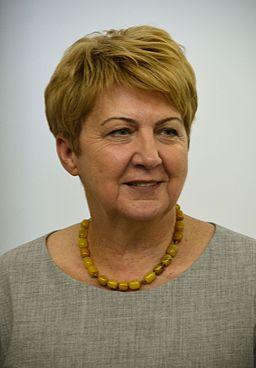 Teresa Wargocka Sejm 2015