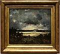 Théodore rousseau, tramonto in alvernia, 1830.jpg