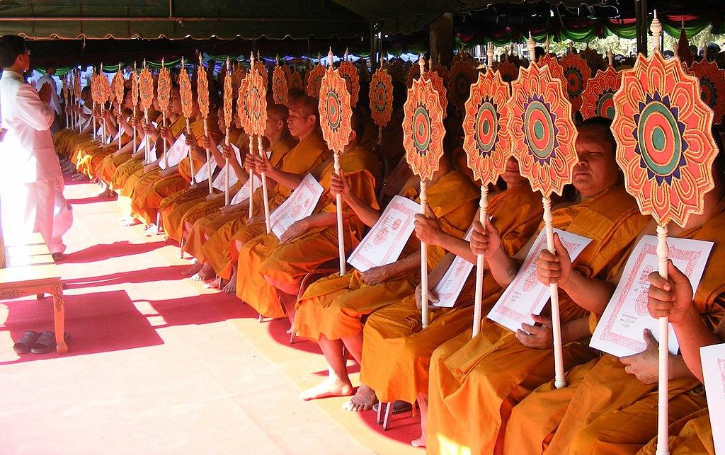 Thai Buddhist Date