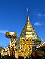 Thailand Wat Phra That Doi Suthep Temple Golden Mount.JPG