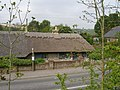 Thatched cottage at Lydden - geograph.org.uk - 423259.jpg