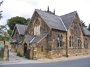 Swillington - The Old Church School in Swillington