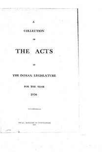 The Acts of the Indian Legislature for the year 1936.pdf